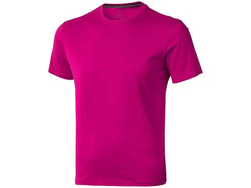 "Футболка ""Nanaimo"" мужская, розовый"