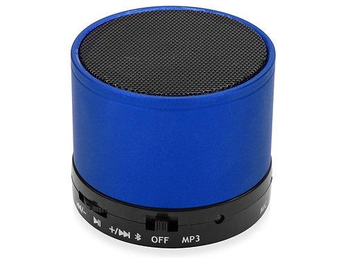 """Беспроводная колонка """"Ring"""" с функцией Bluetooth®, синий"""