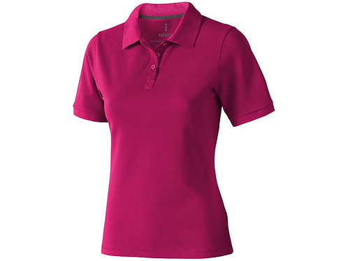 """Рубашка поло """"Calgary"""" женская, розовый"""
