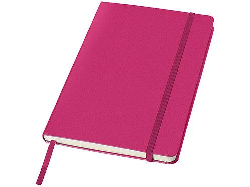 """Блокнот классический офисный """"Juan"""" А5, розовый"""