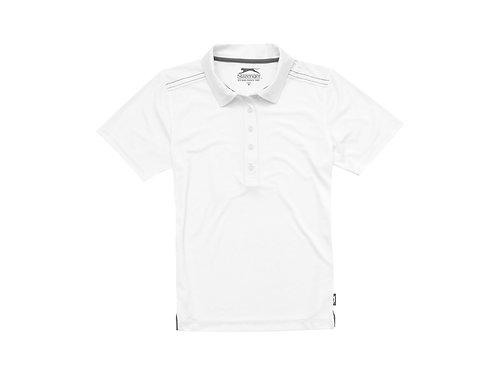 """Рубашка поло """"Receiver CF"""" женская, белый"""