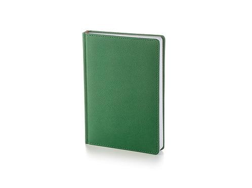 Ежедневник А5 датированный «Leader» 2019, зеленый