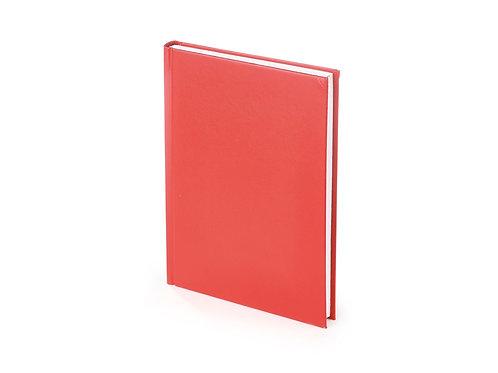 Ежедневник недатированный А5 «Ideal New», красный