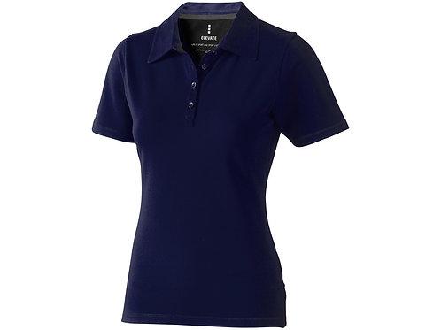 """Рубашка поло """"Markham"""" женская, темно-синий/антрацит"""