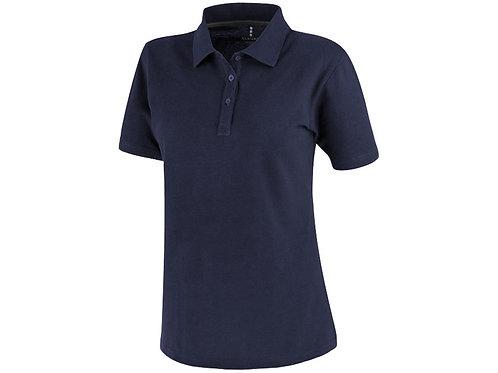 Рубашка поло «Primus» женская, темно-синий
