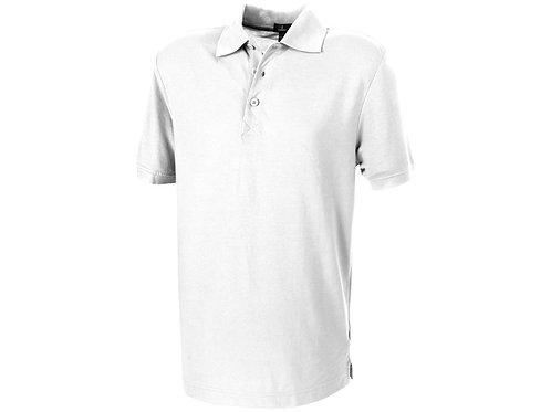 """Рубашка поло """"Crandall"""" мужская, белый"""