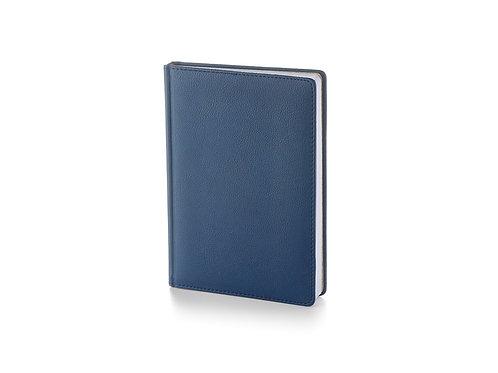 Ежедневник А5 датированный «Leader» 2019, синий