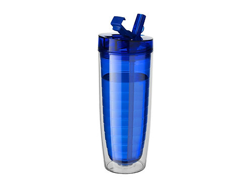 """Бутылка """"Sippe"""", синий прозрачный"""