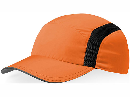 "Бейсболка ""Rockwall"", оранжевый"
