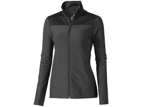 "Куртка ""Perren Knit"" женская, темно-серый"