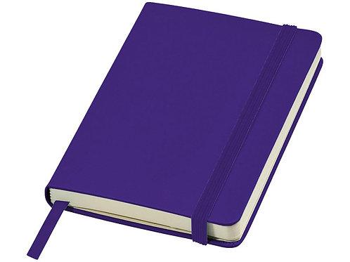 """Блокнот классический карманный """"Juan"""" А6, пурпурный"""