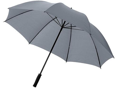 """Зонт Yfke противоштормовой 30"""", серый"""