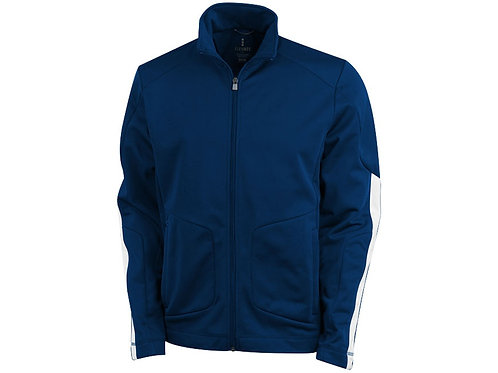 "Куртка ""Maple"" мужская на молнии, темно-синий"