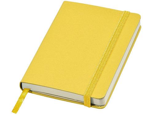 "Блокнот классический карманный ""Juan"" А6, желтый"