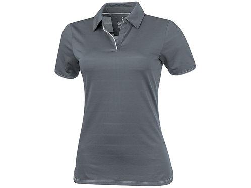 """Рубашка поло """"Prescott"""" женская, серый"""