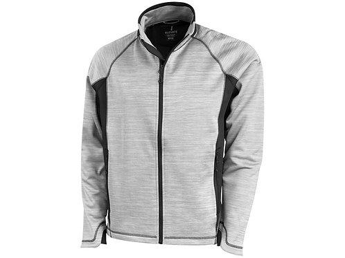 "Куртка ""Richmond"" мужская на молнии, серый меланж"