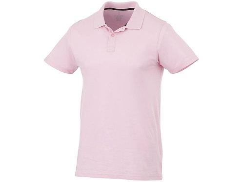 Рубашка поло «Primus» мужская, светло-розовый