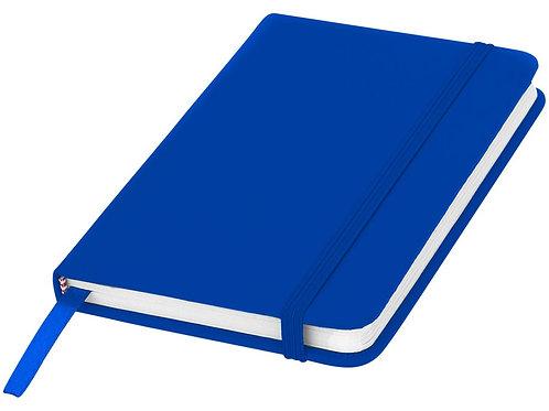"""Блокнот А6 """"Spectrum"""", ярко-синий"""