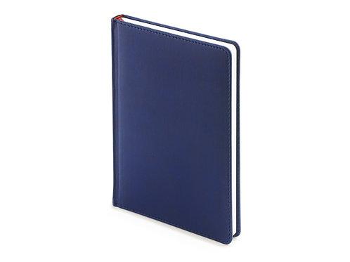 Ежедневник недатированный А4 «Velvet», темно-синий