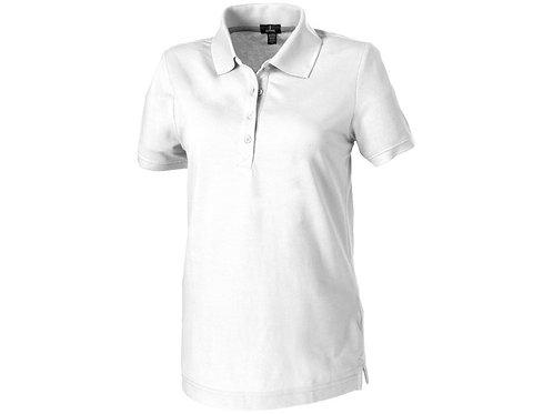 """Рубашка поло """"Crandall"""" женская, белый"""