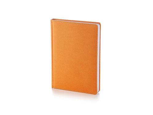 Ежедневник А5 недатированный «Leader», оранжевый