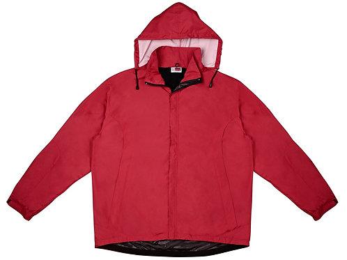 """Куртка мужская с капюшоном """"Wind"""", красный"""
