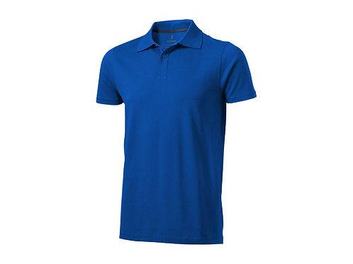 """Рубашка поло """"Seller"""" мужская, синий"""