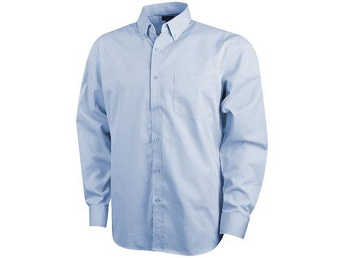 """Рубашка """"Wilshire"""" мужская с длинным рукавом, синий"""