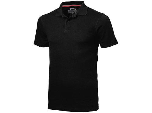 """Рубашка поло """"Advantage"""" мужская, черный"""
