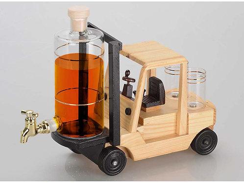 Графин для крепких напитков «Погрузчик»