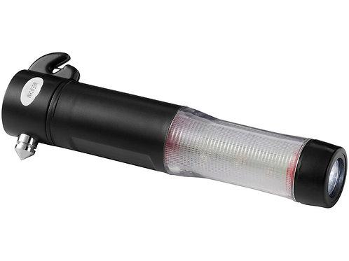 Аварийный многофункциональный автомобильный фонарь, черный
