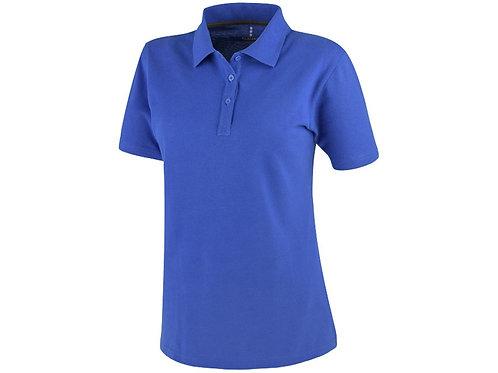 Рубашка поло «Primus» женская, синий