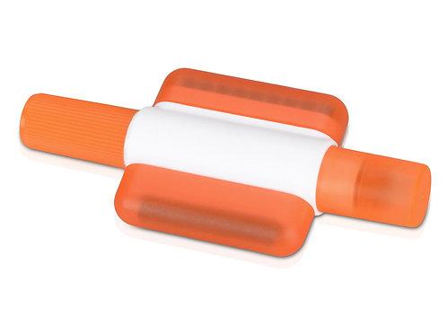 Маркер восковой с щеточками для чистки клавиатуры и монитора