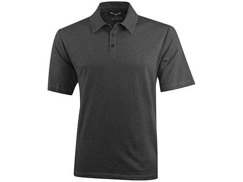 "Рубашка поло ""Tipton"" мужская, темно-серый"