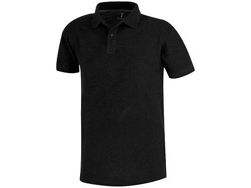 Рубашка поло «Primus» мужская, черный
