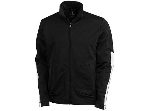"""Куртка """"Maple"""" мужская на молнии, черный"""