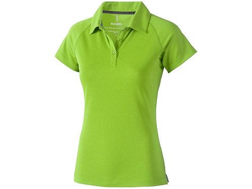 """Рубашка поло """"Ottawa"""" женская, зеленое яблоко"""