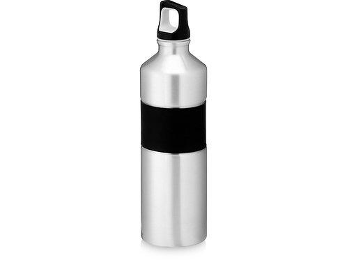 """Бутылка """"Nassau"""" , серебристый"""
