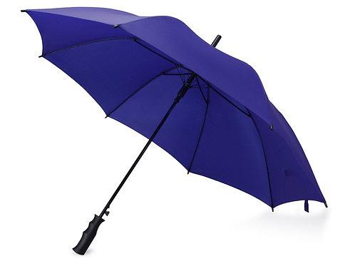 """Зонт-трость """"Concord"""", полуавтомат, темно-синий"""