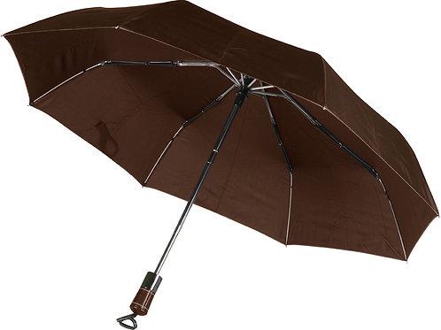 "Зонт ""Спенсер"", коричневый"