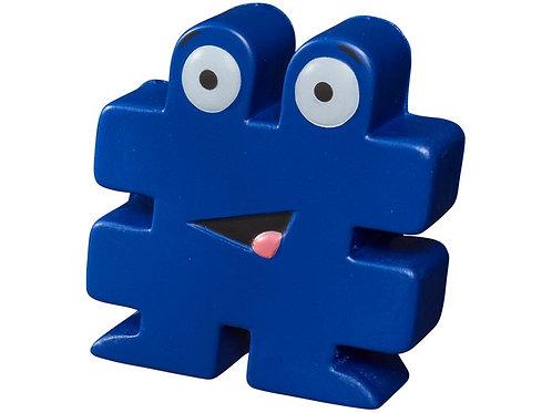 Антистресс HashTag, синий