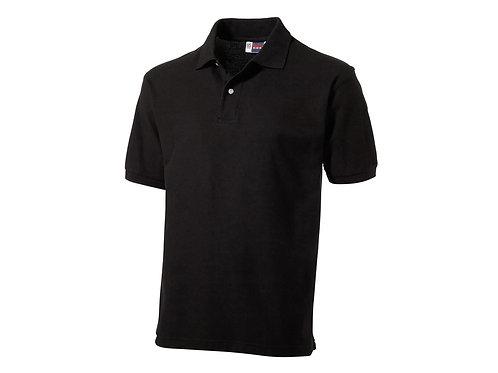 """Рубашка поло """"Boston C"""" мужская, черный"""