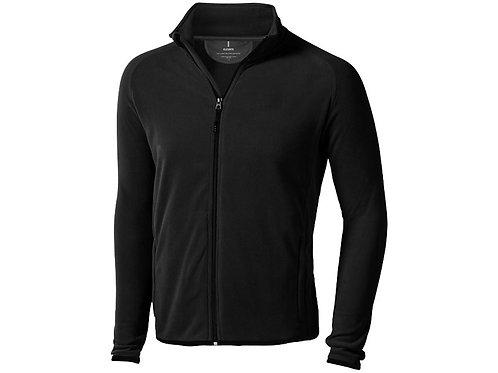"""Куртка флисовая """"Brossard"""" мужская, черный"""