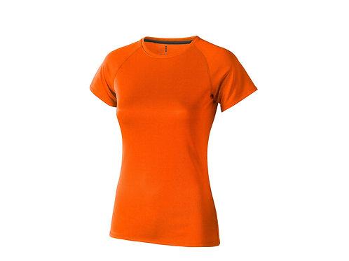 """Футболка """"Niagara"""" женская, оранжевый"""