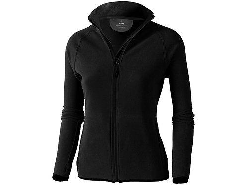 """Куртка флисовая """"Brossard"""" женская, черный"""