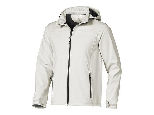 "Куртка софтшел ""Langley"" мужская, светло-серый"