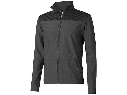 """Куртка """"Perren Knit"""" мужская, темно-серый"""