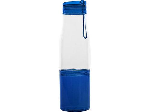 """Бутылка """"Hide-Away"""", синий"""