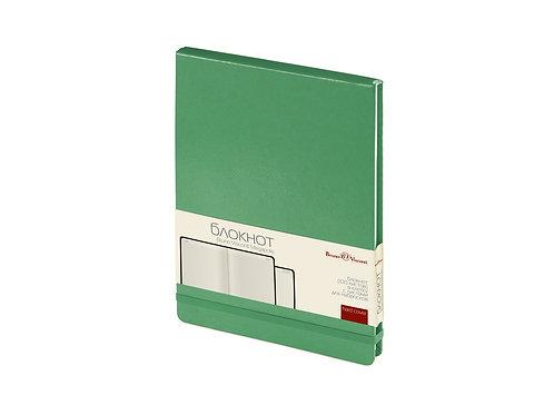 Блокнот А5 «Megapolis Reporter», зеленый