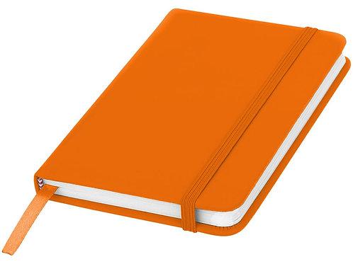 """Блокнот А6 """"Spectrum"""", оранжевый"""